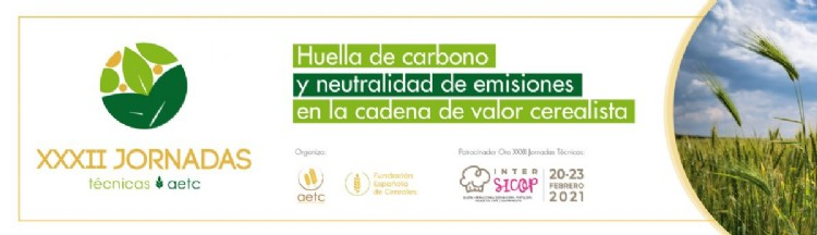 Jornada sobre huella de carbono y neutralidad de emisiones en la cadena de valor cerealista_XXXII JJ.TT. AETC