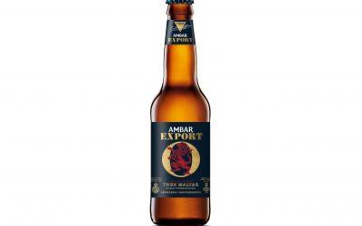 Ambar Export medalla de oro por sexto año consecutivo y Ambar Terrae distinguida como mejor cerveza española en su categoría