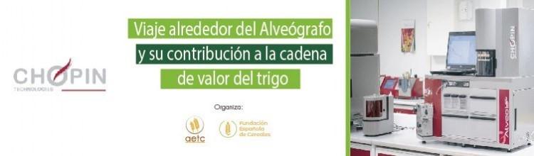 Un viaje alrededor del Alveógrafo y su contribución a la cadena de valor del trigo