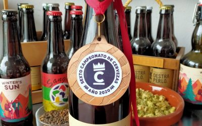 La white stout de Destraperlo, premiada en el Sexto Campeonato de Cervezas de La Fira del Poble Nou