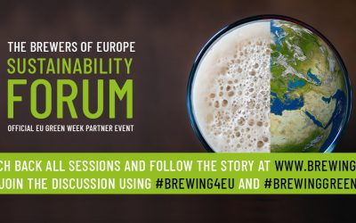 Highlights from The Brewers of Europe Sustainability Forum View online version