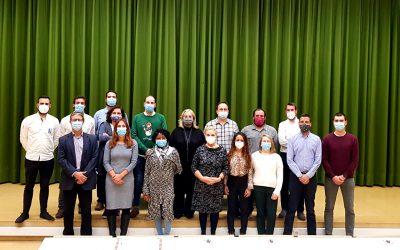 Presentación de los TFM por parte de los alumnos del Máster en Ciencia y Tecnología Cervecera