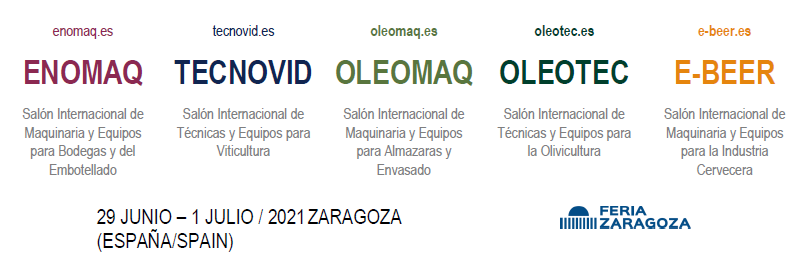 INFORMACIÓN JORNADAS ENOMAQ 2021