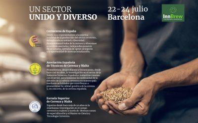 Visita nuestro stand en el InnBrew – 22,23 y 24 de julio, Barcelona