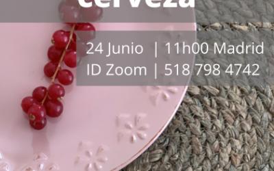 """WebChat """"Maridaje con cerveza"""" – 24 de junio"""
