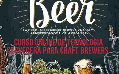 Curso online de Tecnología Cervecera para Craft Brewers