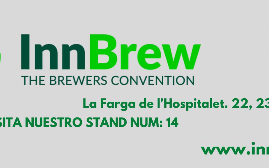 1ª Edición de la InnBrew, The Brewers Convention ¡y nosotros formamos parte de ella!