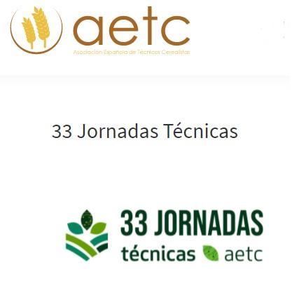 33 JORNADAS TECNICAS DE AETC