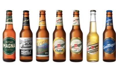 Cervezas San Miguel 'refresca' el final del verano con sus variedades más premiadas