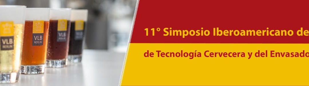 11º Simposio Iberoamericano de VLB de Tecnología Cervecera y del Envasado