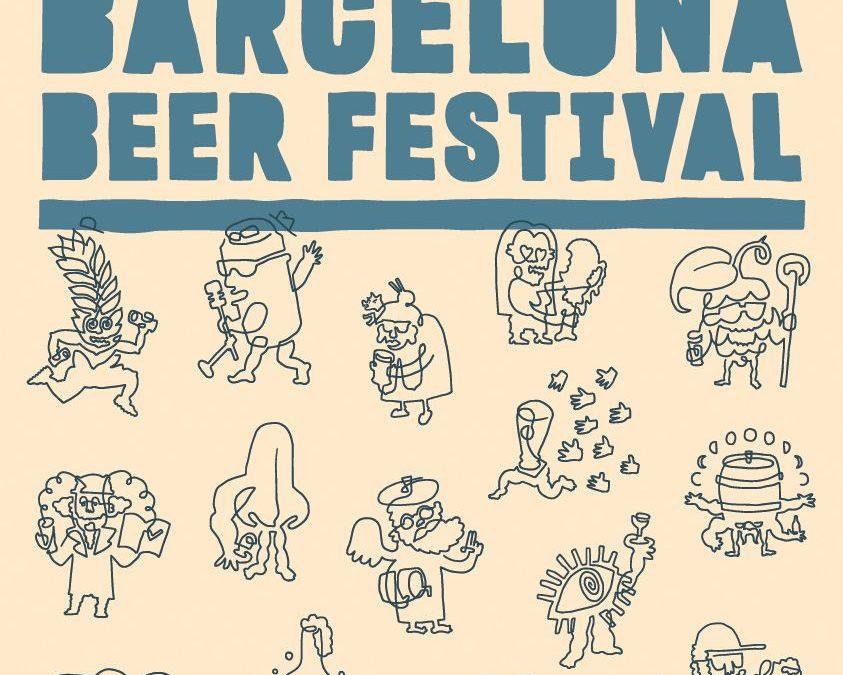 BARCELONA BEER FESTIVAL (BBF)  del 17 al 19 de diciembre 2021