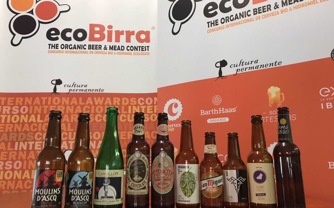 Los Premios ecoBirra 2021 ya tienen ganadores